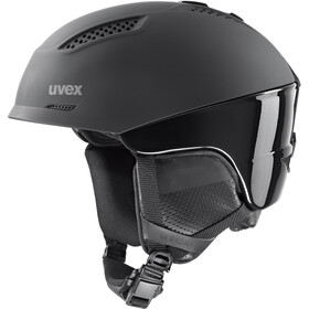 UVEX Ultra Pro Kask, black mat